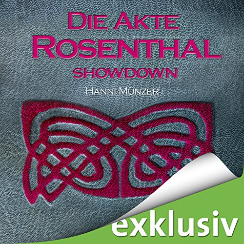 Die Akte Rosenthal: Showdown audiobook cover art