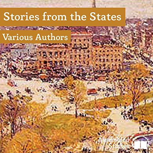 Stories from the States audiobook cover art