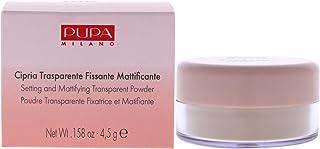 Pupa Milano Setting Powder for Women 0.158 oz, 001 Translucent