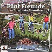 Fuenf Freunde 143 und die verschwundene Riesenschildkroete