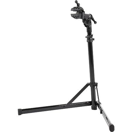 Contec Rock Steady Support de montage pour vélo eBike - Charge maximale : environ 30 kg - Pince rotative à 360 ° - (H/l/P) env. 100 x 104 x 82 cm (assemblé).