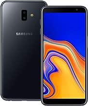 Samsung Galaxy J6 Plus (SM-J610G/DS) 4GB / 64GB 6.0-inches LTE Dual SIM Factory Unlocked - International Stock No Warranty (Black)