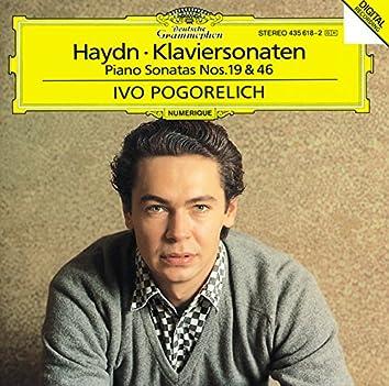 Haydn: Piano Sonatas Nos. 19 & 46