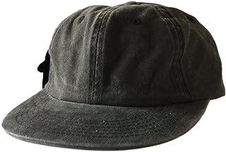 Unstructured Plain Dad Hat Flat Bill Adjustable Buckle Strap Baseball Cap