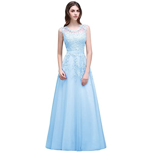 Light Blue Prom Dresses Amazoncom