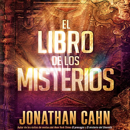 El libro de los misterios [The Book of Mysteries] audiobook cover art