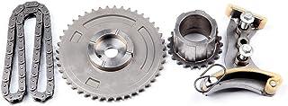 OCPTY Timing Chain Kit Chain Guide متناسب با Crank Sprocket for 2007 2008 2009 2009 2010 2011 2012 2013 Silverado 1500 4.8L 5.3L