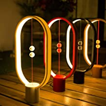 Cafe 63 Heng Balance Lamp,smart Magnetic Suspension Led Lights For Room,creative Desk Lamp For Bedroom,reading Lamp For Ho...