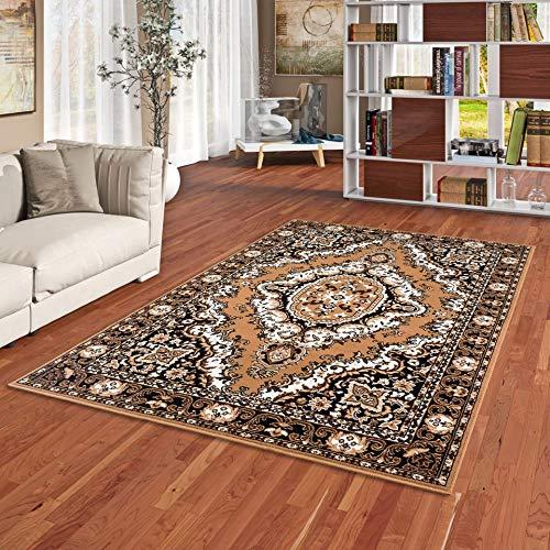 Orient Teppich Trendline Beige Keshan in 5 Größen