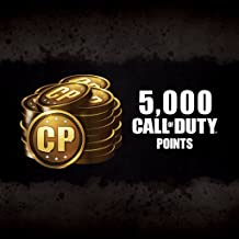 Call Of Duty: Black Ops III - 4000 (+1000 Bonus) Call Of Duty Points - PS4 [Digital Code]