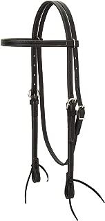 black horse leather