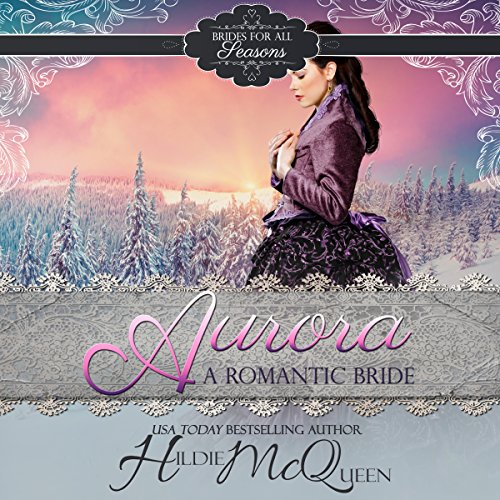 Aurora, A Romantic Bride audiobook cover art