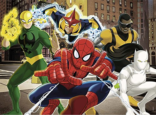 Ravensburger Italy Spider-Man Rav Pzl 24 Pz. Pav Ultim. Spiderman 05439, Multicolore, 878228