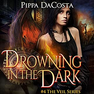 Drowning in the Dark audiobook cover art