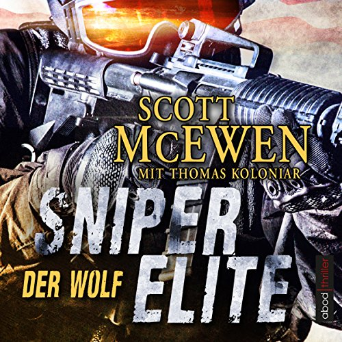 Der Wolf (Sniper Elite 3) audiobook cover art