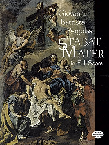 Stabat Mater (Dover Vocal Scores)