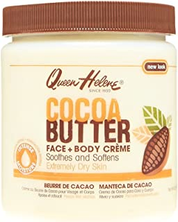 Queen Helene Cocoa Butter Creme 15 oz (Pack of 4)