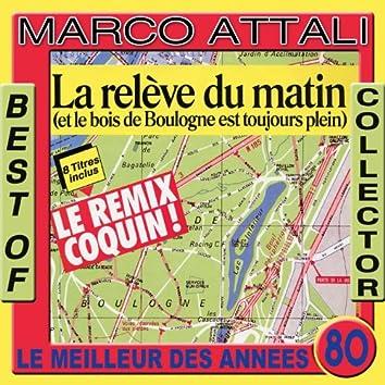 Best of Collector: Marco Attali (Le meilleur des années 80)