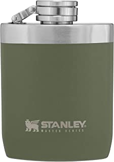 Stanley Master 8 oz. Wide-Mouth Leakproof Stainless Steel Flask