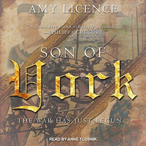 Son of York audiobook cover art