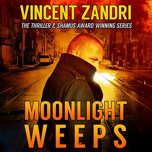Moonlight Weeps audiobook cover art