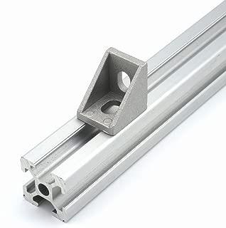 25 pcs Cast Corner Bracket for 2020 Series Aluminum Extrusion 20x20x17mm (03-001)