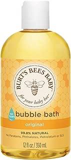 Burt's Bees Baby 99.8% Natural Bubble Bath, 350ml