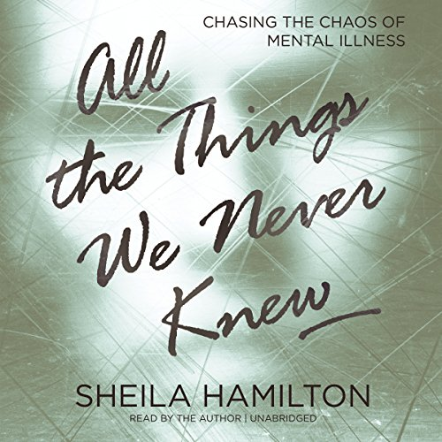 All the Things We Never Knew audiobook cover art