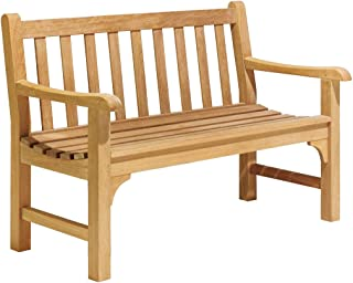 Oxford Garden Essex 4-Foot Shorea Bench