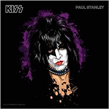 Paul Stanley of KISS [Modern Version] Art Giclee' by David E. Wilkinson