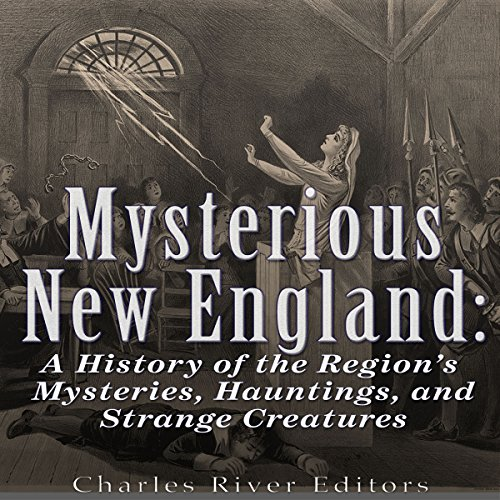 Mysterious New England audiobook cover art