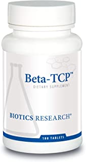 Beta-TCP Tablets by Biotics Research (180)