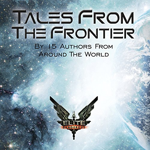 Elite: Tales from the Frontier audiobook cover art