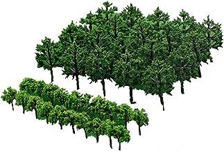 Bomen Modelbouw Landschap Boom Model Bomen Model Miniatuur Boom Kunstmatige Plastic Boom Zelfgebouwde Landschapsboom Natuu...