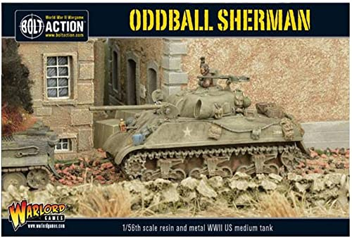Bolt Action  Oddball Sherman