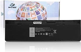 ANTIEE 45Wh WD52H Laptop Batería para Dell Latitude 12 7000 E7240 E7250 Ultrabook Notebook F3G33 KWFFN J31N7 451-BBFW 451-BBFT 451-BBFX 451-BBFY GD076 GVD76 HJ8KP NCVF0 F3G33 W57CV J31N7 VFV59