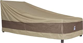 Duck Covers Elegant Patio Chaise Lounge Cover, 80-Inch