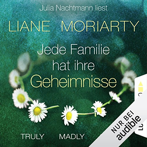 Truly Madly Guilty audiobook cover art