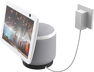 ZICRIC Echo Show 10 Generation Speaker Desktop Stand, Speaker Bancada Suporte Compatível com Echo Show 10 Multi-Purpose Ca...