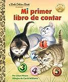 Mi primer libro de contar (Little Golden Book) (Spanish Edition)