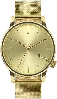 Komono 中性款 Winston Royale 手表