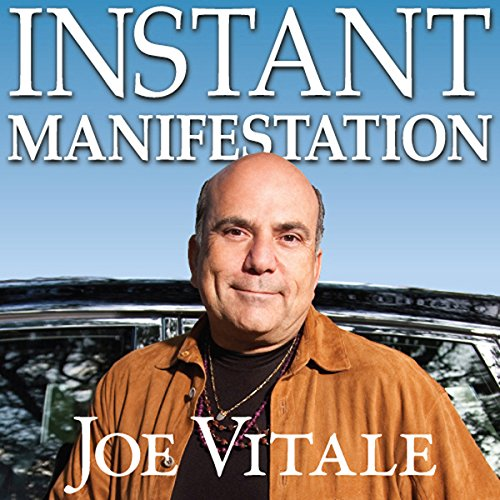 Instant Manifestation audiobook cover art