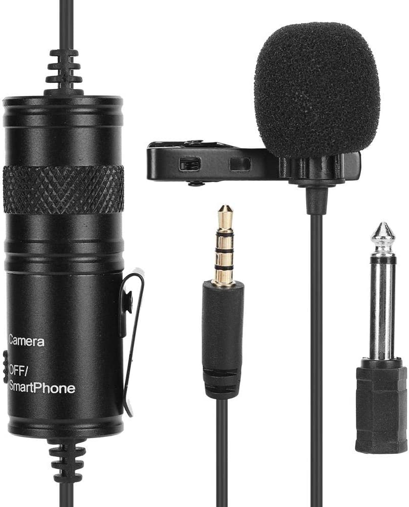 Cheap mail order sales AMONIDA Microphone Easy to Operate New color Flexible and Micr Capacitance