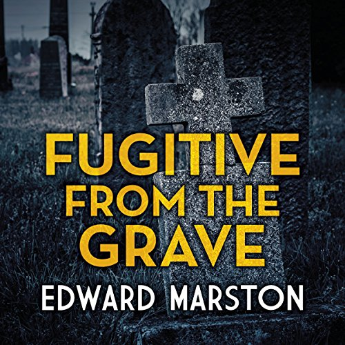 Fugitive from the Grave audiobook cover art