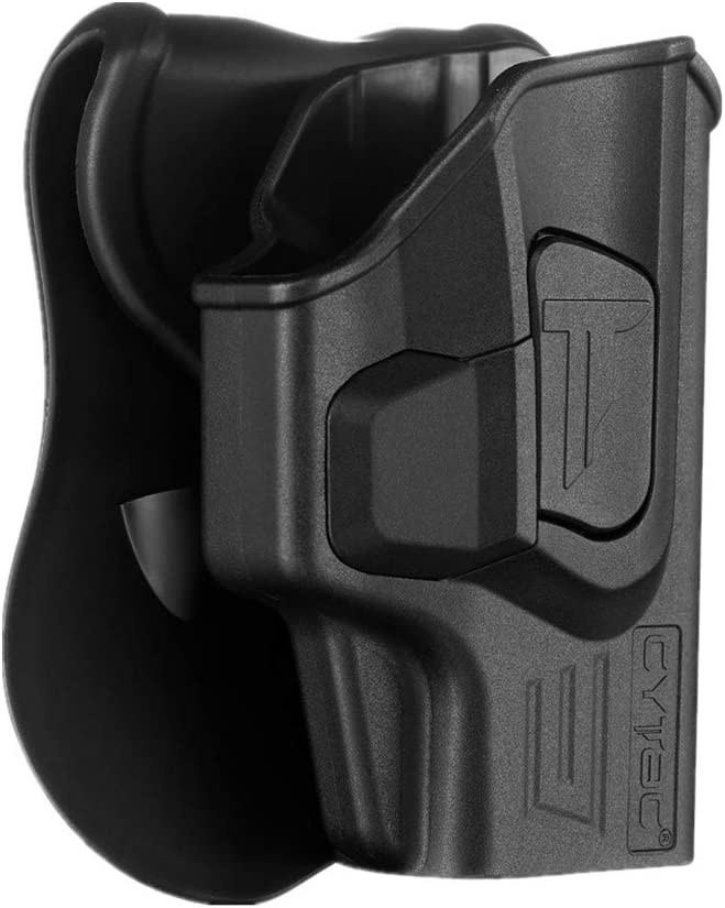 Springfield XD-S 3.3 Holsters, OWB Holster for Springfield Armory XD-S 9mm/.40/.45