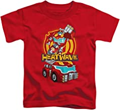 Transformers Heatwave Unisex Toddler T Shirt for Boys and Girls