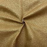 Tessuto Pannolenci Glitter Oro 20 Cm - Cammello