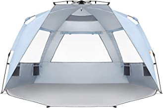 collapsible beach tent