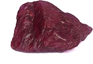 Rough Red Ruby Gemstone 443.50 Ct Natural Raw Rough Certified Red Ruby