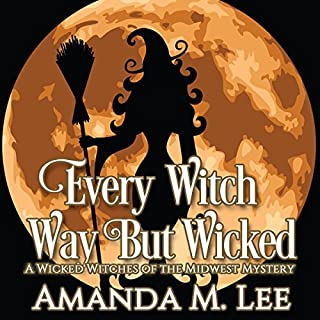 Every Witch Way but Wicked audiobook cover art